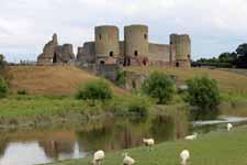 Castillo de Rhuddlan