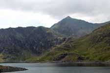 El monte Snowdon