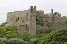 Castillo de Manorbier