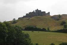Castillo de Carreg Cennen