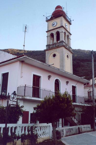 Agios Mattheos