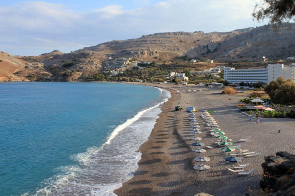 Playa de Vlycha