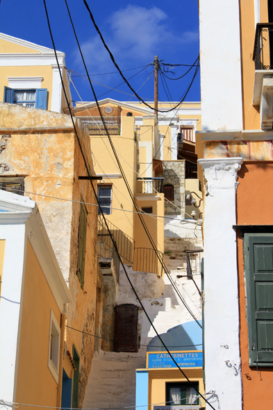 Greece, Symi, house