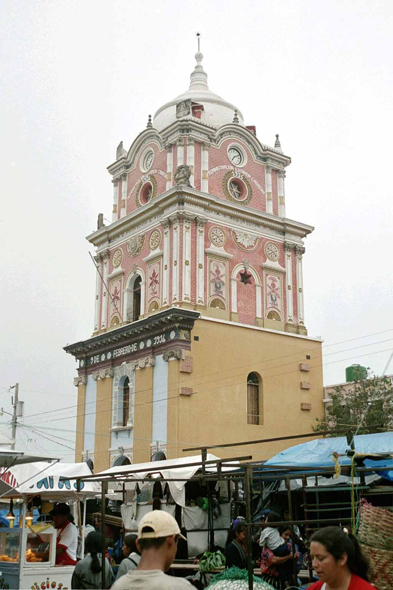 Church, Solola