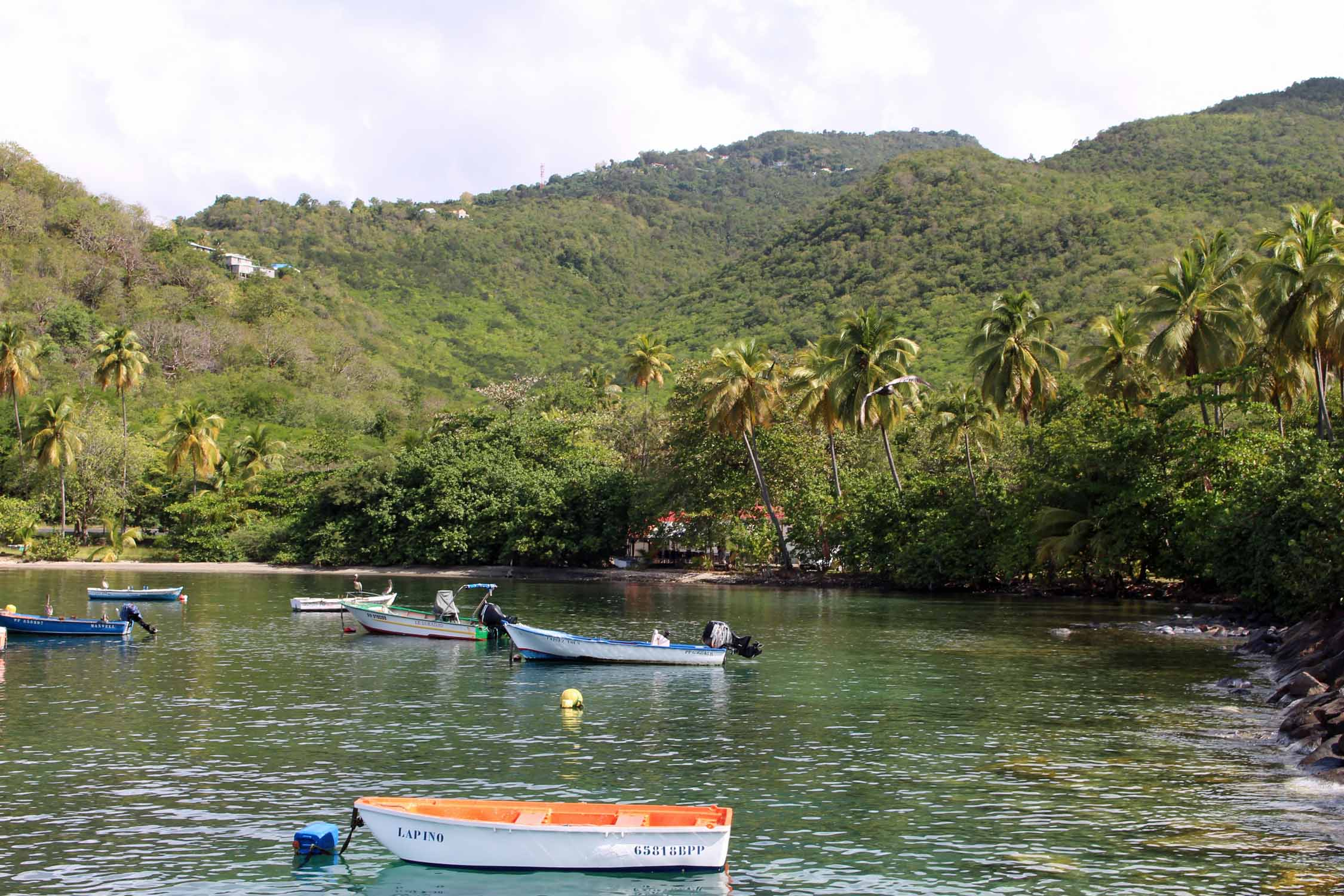 Anse à la Barque