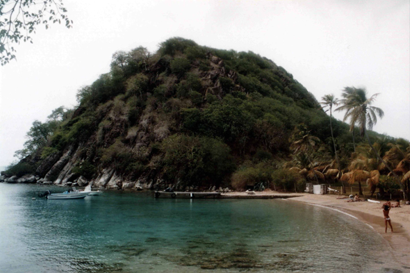 Les Saintes, Pain de Sucre beach