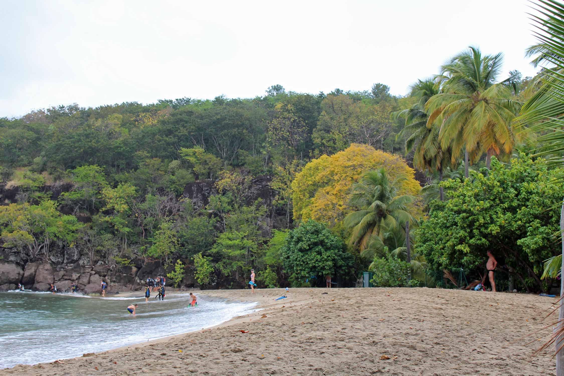 Plage de la Petite-Anse