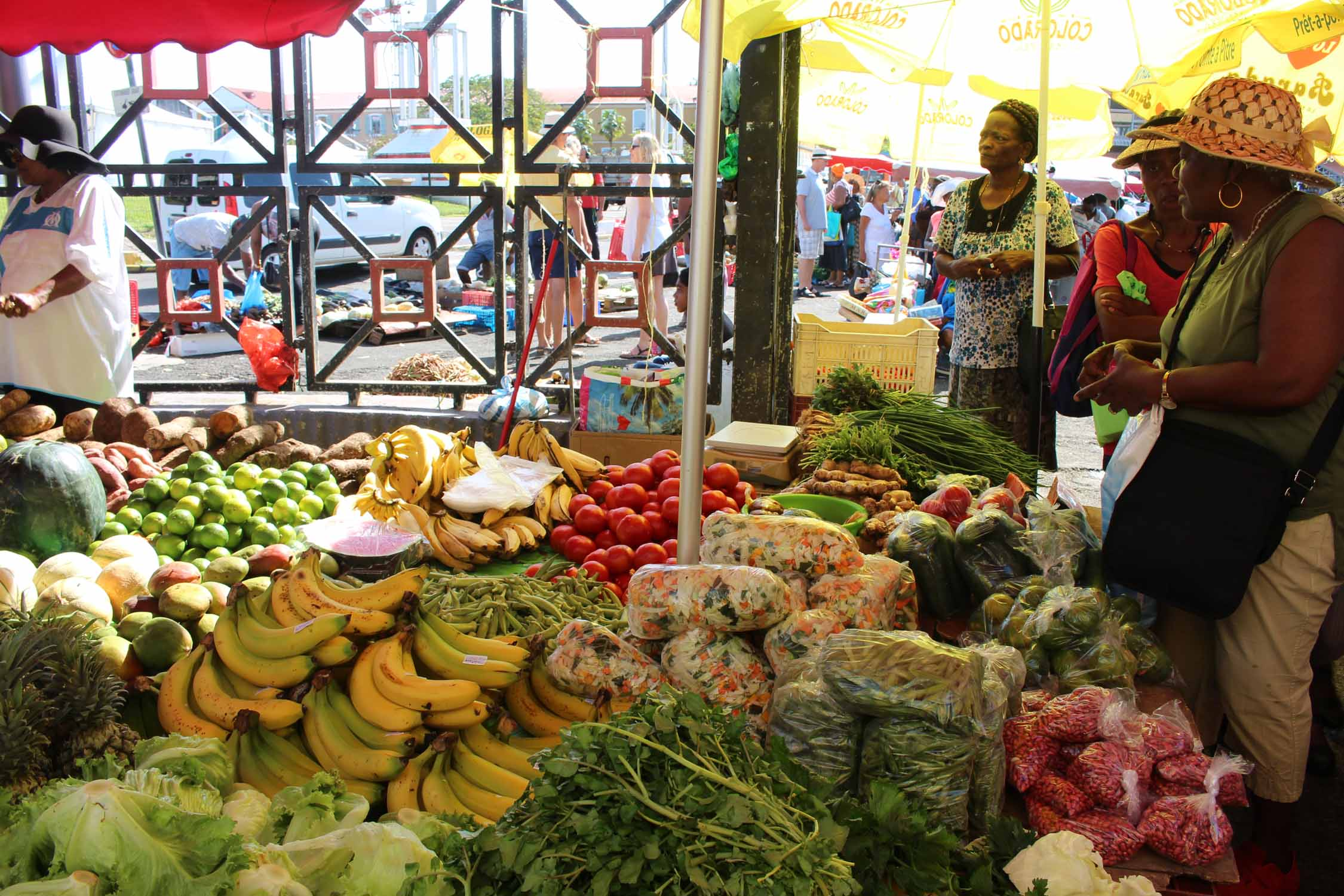 Mercado Saint-Antoine