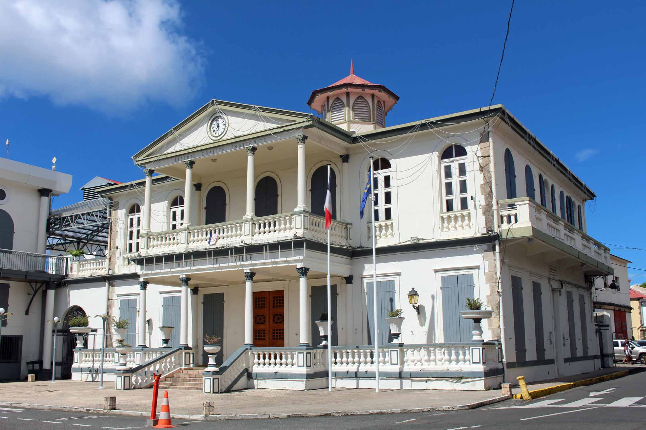 Basse-Terre, Guadeloupe, city hall