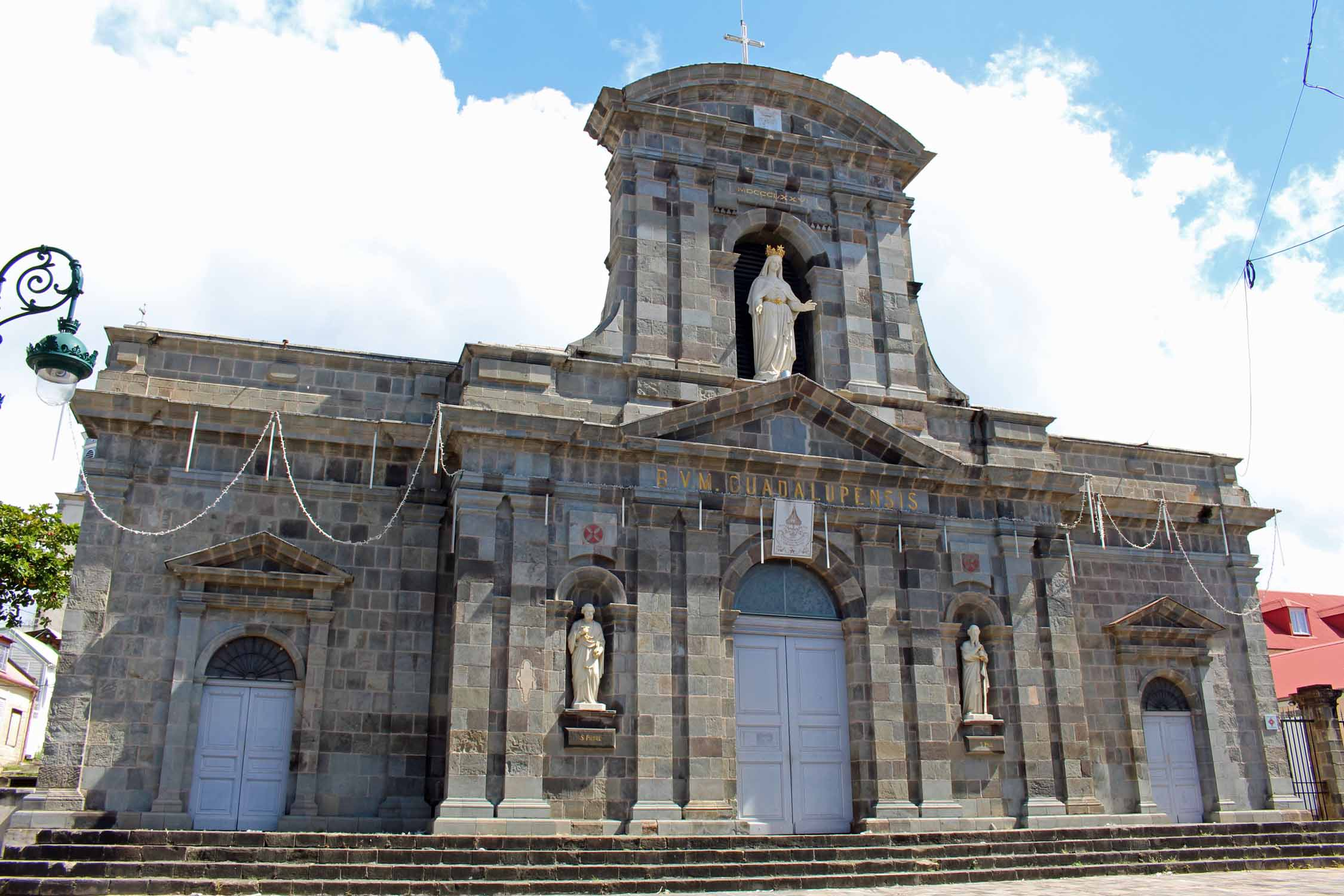 Basse-Terre, Guadalupe, catedral