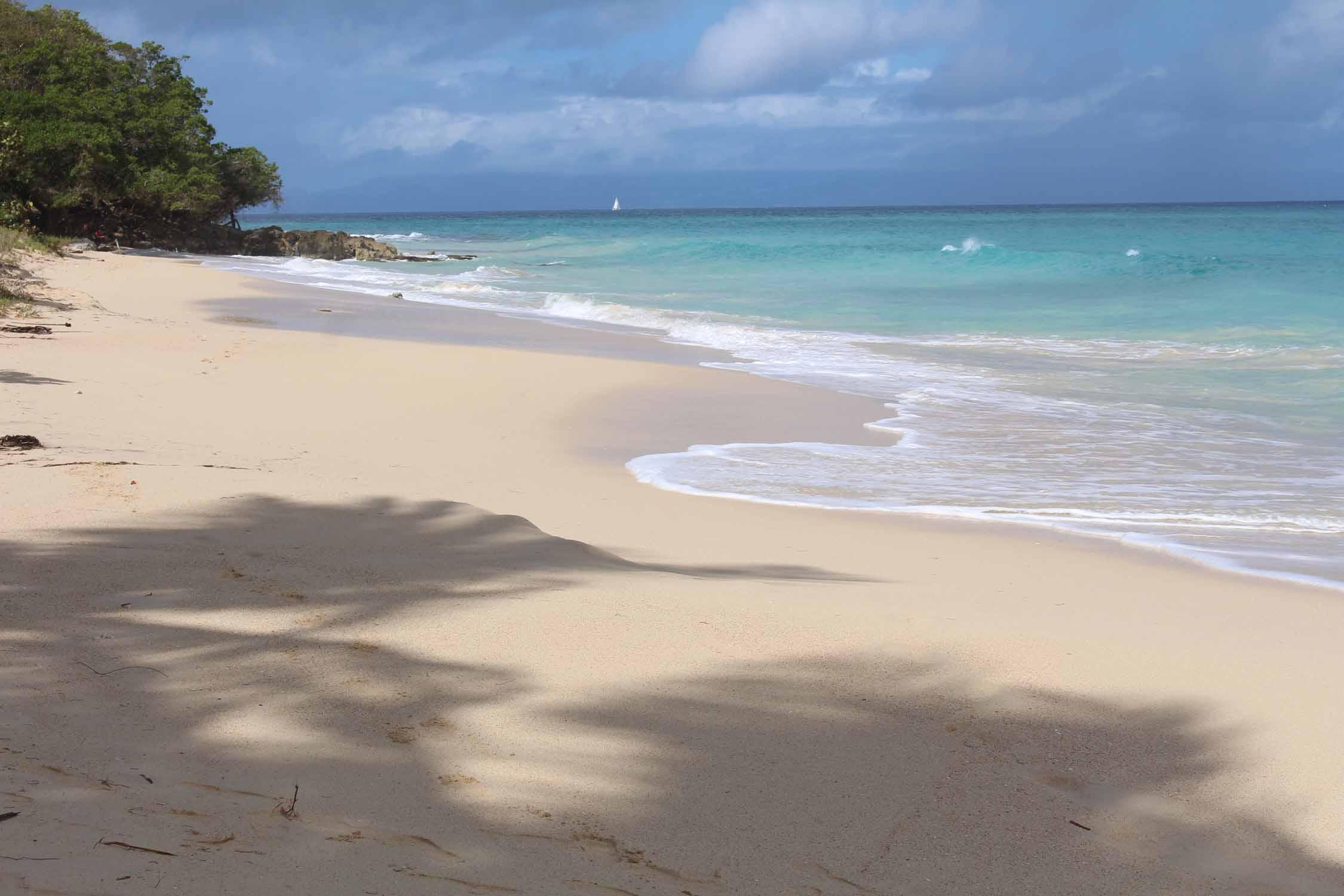 Playa de Moustique