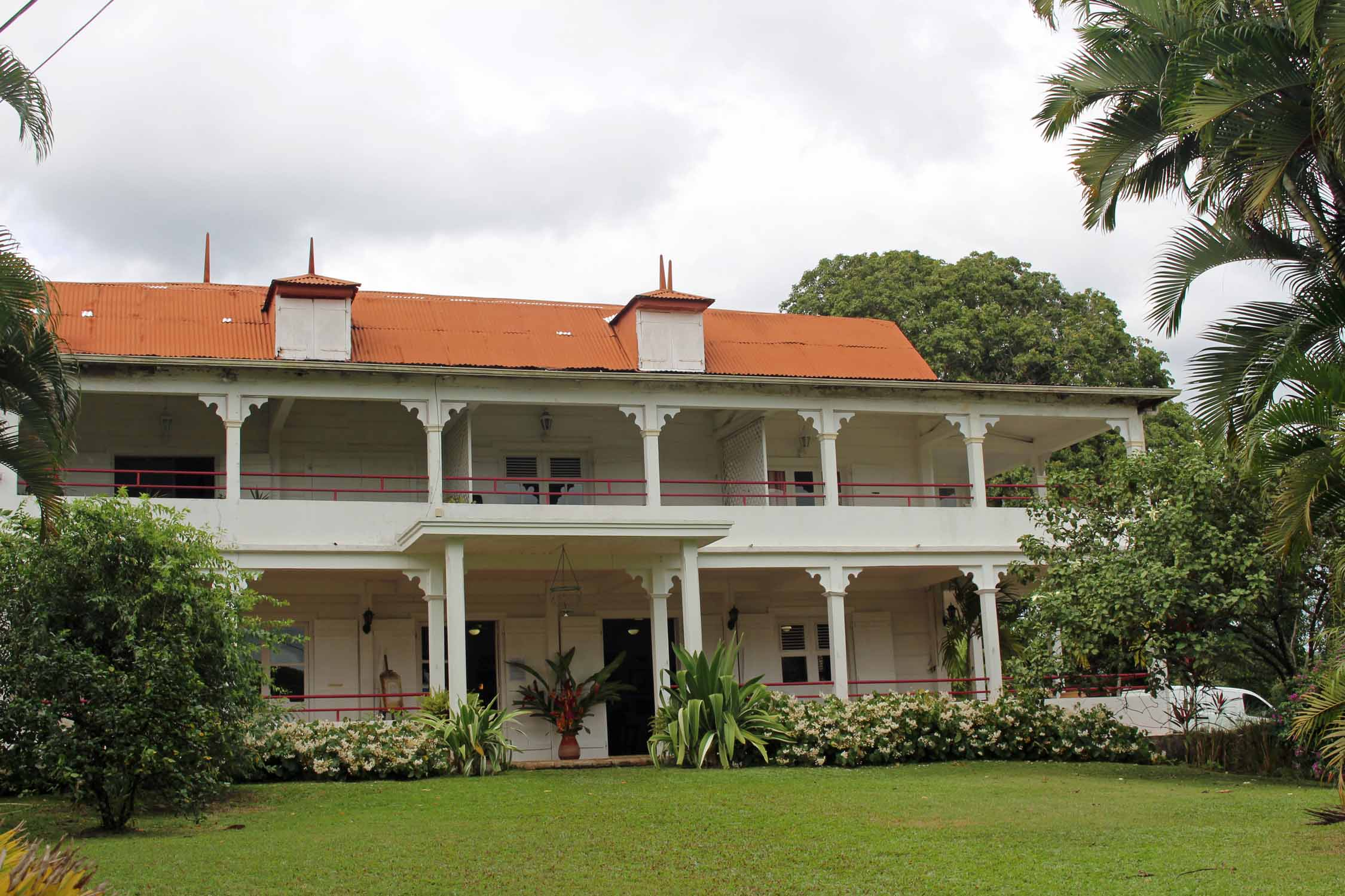 Guadeloupe, Séverin house