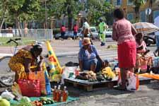 Marchandes de légumes
