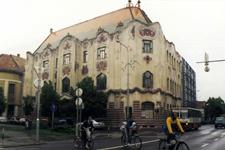 Rococo building