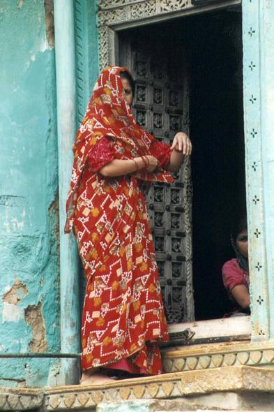 Mujer Rajput