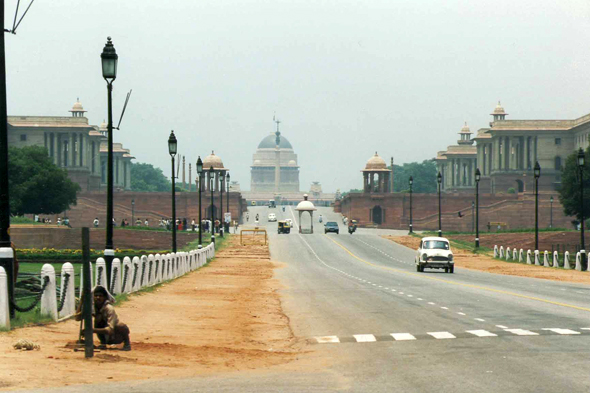Rajpath avenue