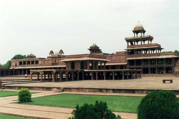 India, Fatehpur Sikri, Panch Mahal