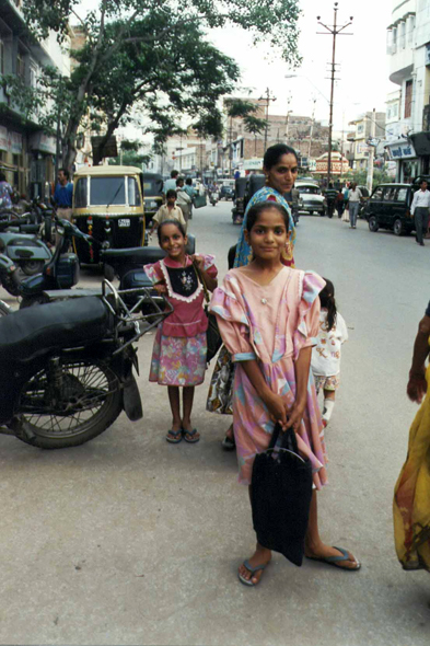 Young girl, Udaipur