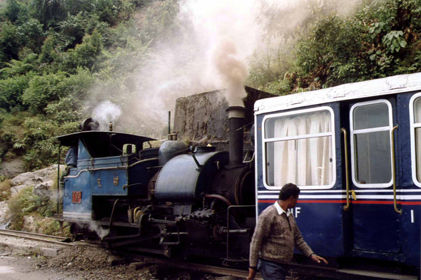 Train de Darjeeling