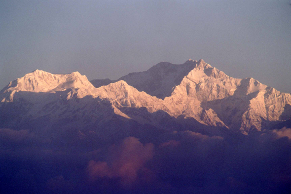 India, Kanchenjunga