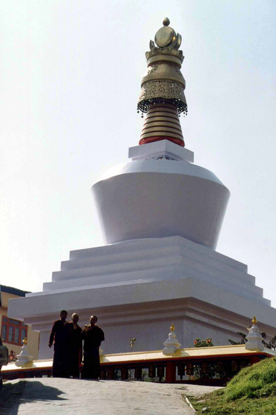 Sikkim, Do-Drul chorten