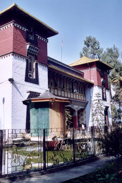 Institute of tibetology of Gangtok