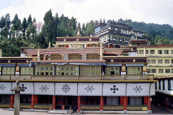 Monastery of Rumtek Gangtok