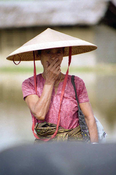 Femme Toraja