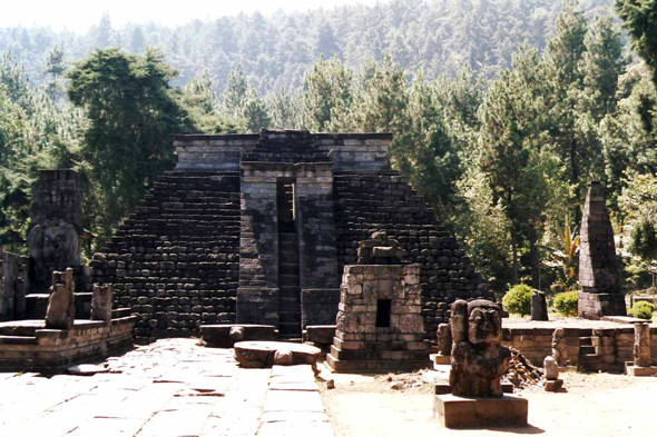 Java, Sukuh temple