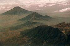 Volcans de Java