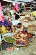 Famille Toraja à Rantepao