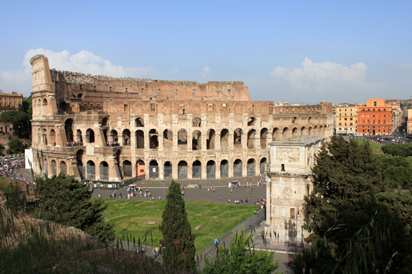 Arenas of Colosseum