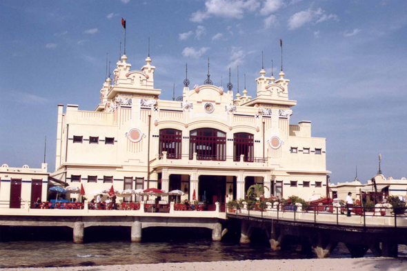 Mondello thermal baths of Kursaal
