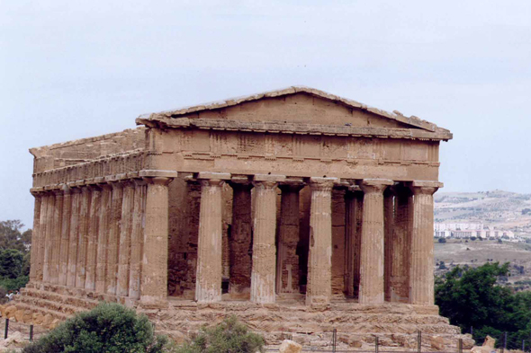 Agrigento, Temple of the Concord