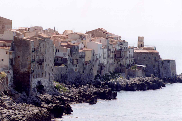 Cefalu, District of the Fishermen