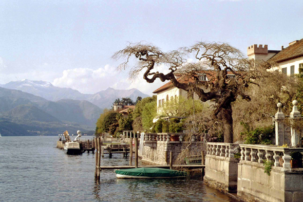 Rives lac d'Orta