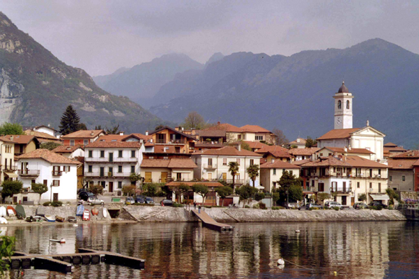 Feriolo, Lago Mayor