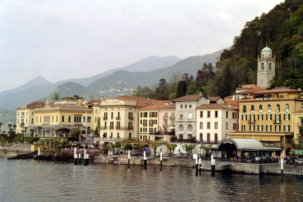 Bellaggio, port