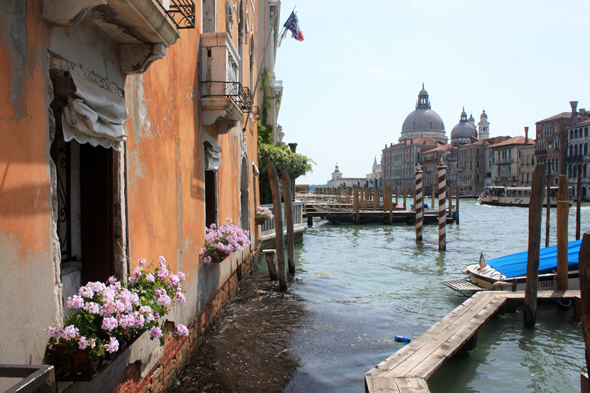 Italie, Venise, Grand Canal