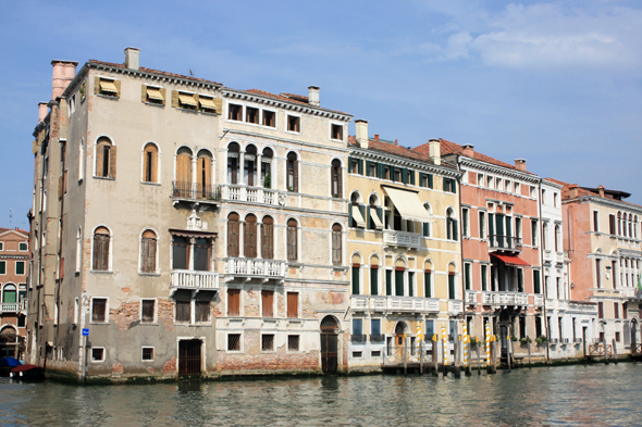 Palace, Grand Canal, Venice