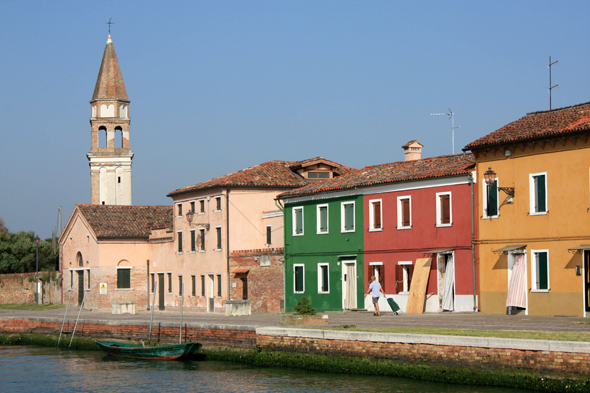 Murano, lively colors
