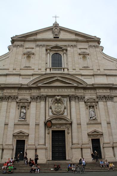 Gesù church