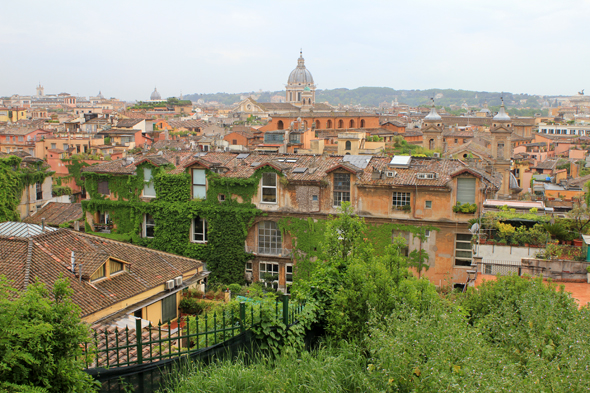 Rome, view
