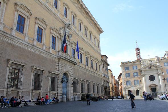 Farnese Palace