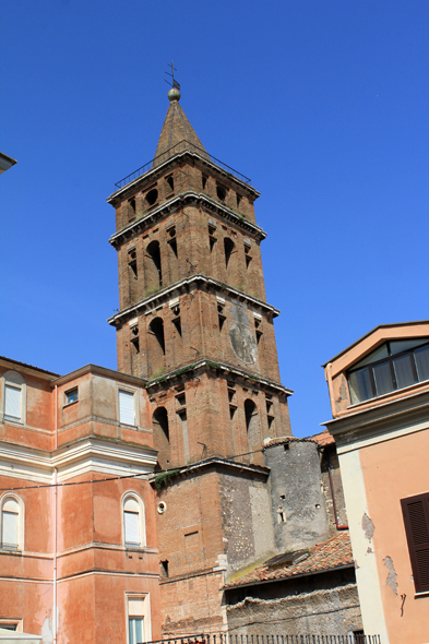 Tivoli, Santa María la Mayor