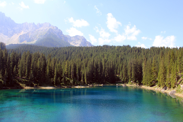 Lago de Carezza
