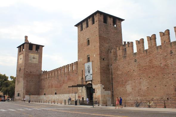 Castillo de Verona
