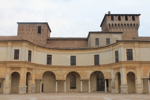Mantua, castillo