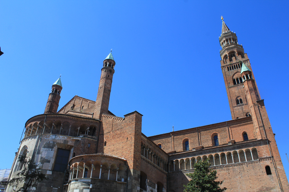 Cremona, cathedral
