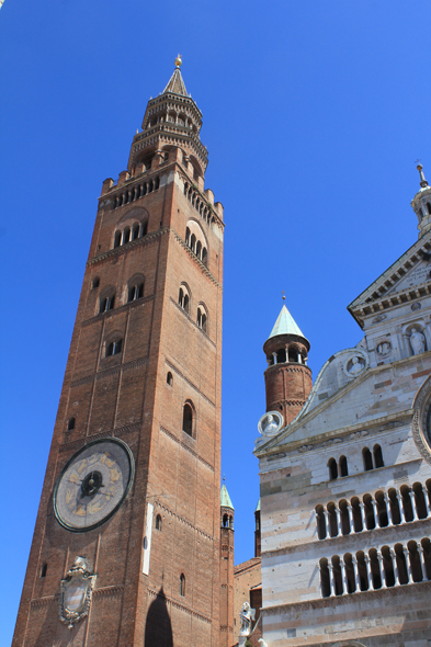 Cremona, cathedral, bell tower